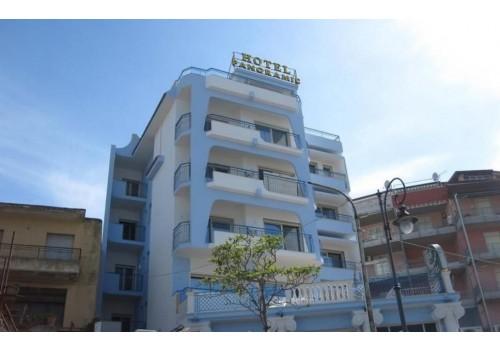 Hotel Panoramic Djardini Naksos Sicilija more letovanje paket aranžman