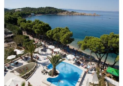 hoteli Makarska Dalmacija leto 2016