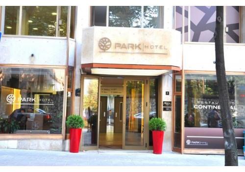 Hotel Park Belgrade Serbia rooms