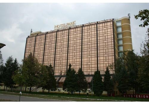 Hotel Park Novi Sad Serbia incoming