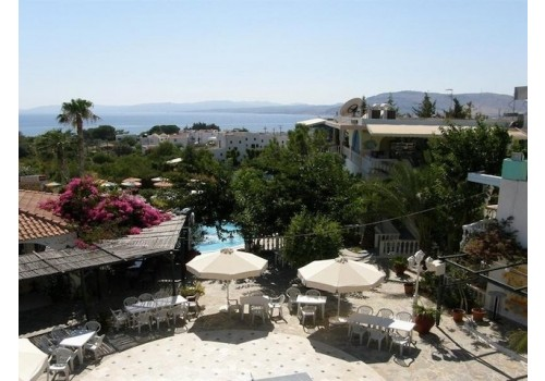 Hotel Pefkos Garden 3* Lindos Panorama