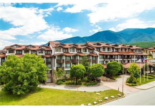 HOTEL PERUN LODGE BANSKO BUGARSKA SKIJANJE DREAMLAND