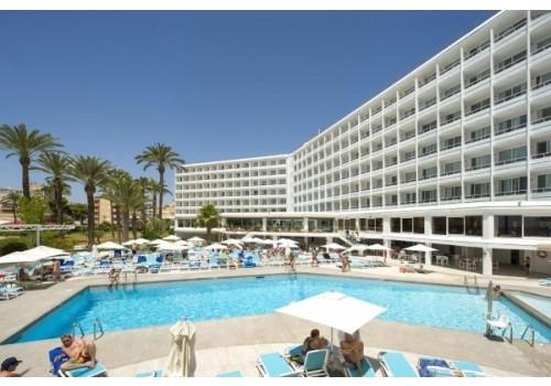Hotel Playasol The New Algarb Ibica Šppanija letovanje more Bazen
