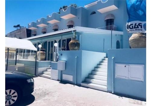 HOTEL PORTO AZZURRO 3* - Đardini Naksos / Sicilija Ulaz
