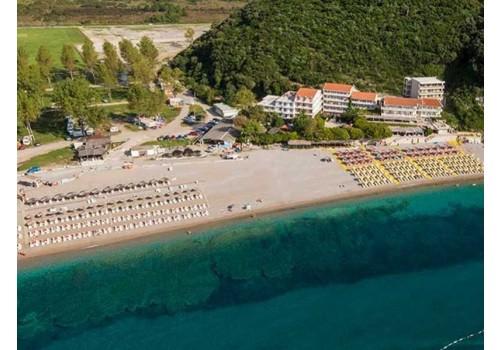 Hotel Posejdon Jaz Budva letovanje Crna Gora smeštaj cena
