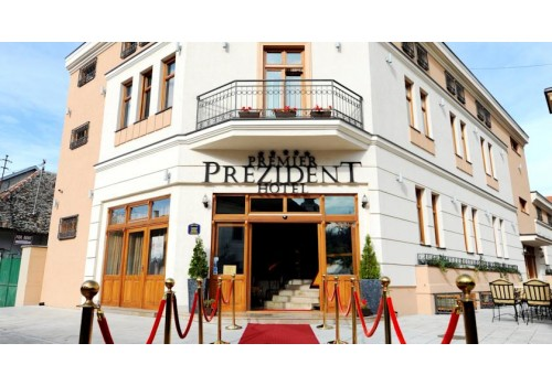 Hotel Premier Prezident Sremski Karlovci incoming