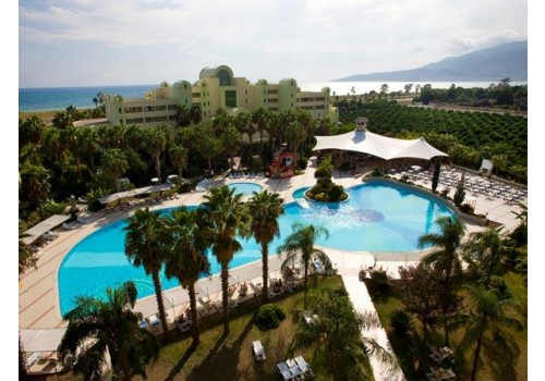 TURSKA KEMER HOTELI AVIONOM LETO