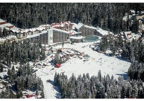 Borovec bugarska skijanje dream land travel