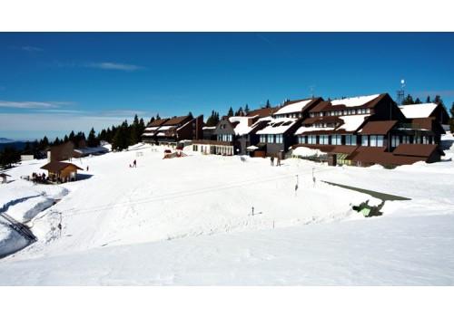 Slovenija skijanje zimovanje Rogla