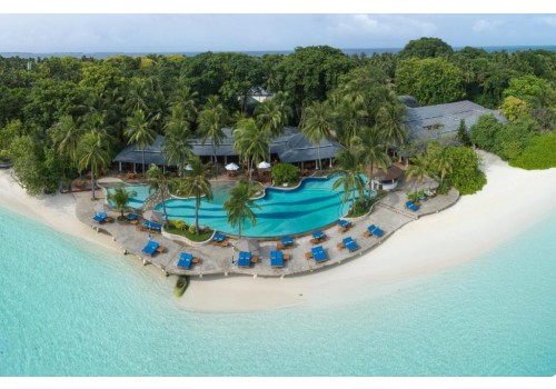 Hotel Royal Island resort spa Maldivi letovanje cena smeštaj bazen