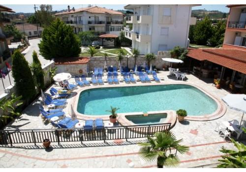 Hotel Sarantis HOTELI PONUDA LETOVANJE HALKIDIKI