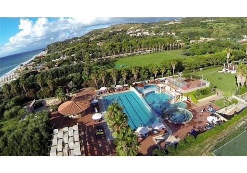 Hotel Sciabache Kalabrija hoteli leto Hotel Sciabache