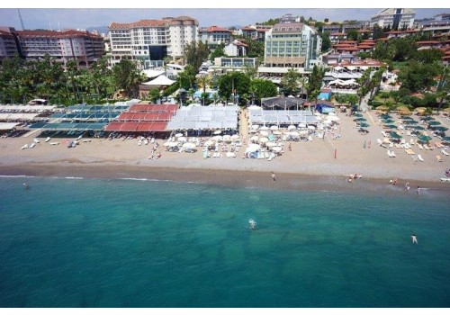 TURSKA ALANJA HOTELI 5* POVOLJNO