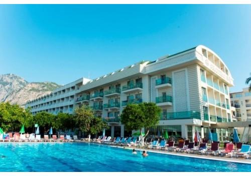 Hotel Selcukhan Beldibi Kemer leto Antalija Letovanje Turska čarter Paket aranžman bazen