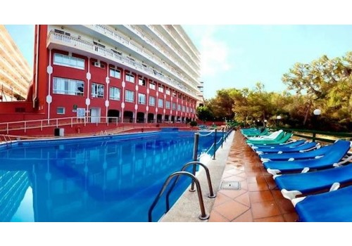 Hotel Seramar Luna-Luna Park 3* Bazen