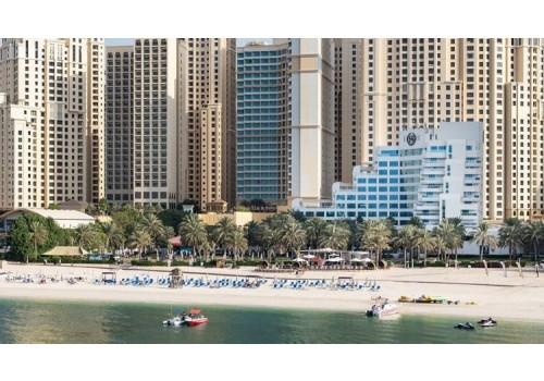 Hotel Sheraton Jumeirah Beach Dubai UAE plaža lux deca porodica letovanje