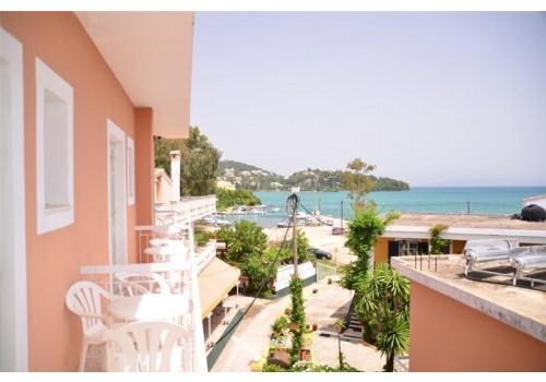Hotel Sirene beach Guvija Krf letovanje more Grčka