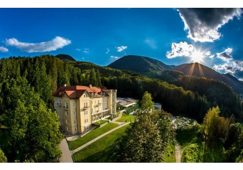 hotel sofijin dvor slovenija rimske terme dreamland