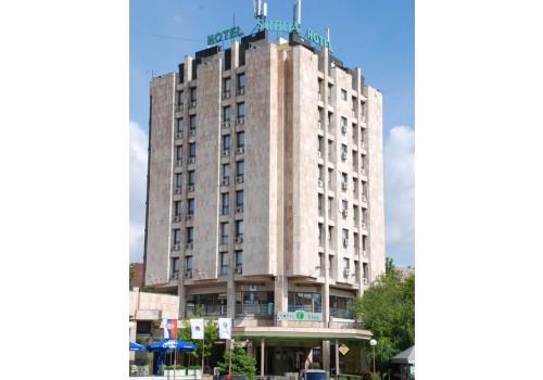 Hotel Srbija Vrsac Serbia incoming