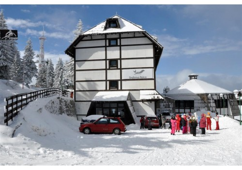 Apartman hotel Srebrna Lisica Kopaonik skijanje zimovanje cene