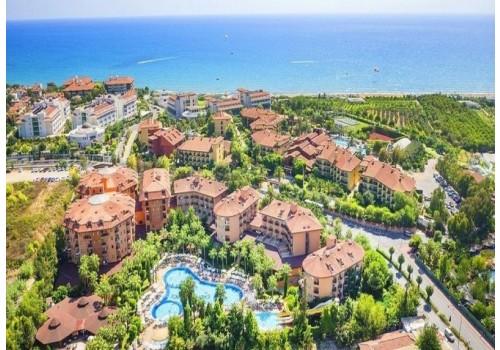 Hotel Stone Palace resort Side Turska letovanje avionom paket aranžman leto more
