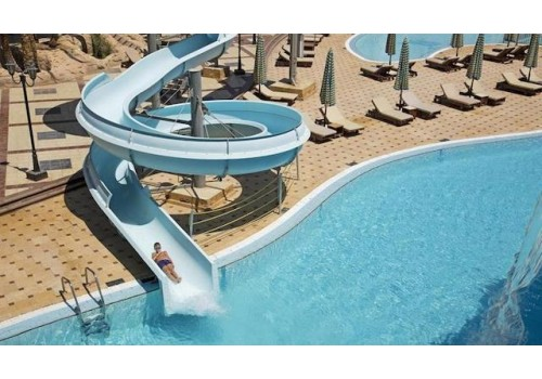 Hotel Sultan Gardens 5* Šarm el Šeik Akva park
