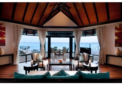 Hotel Sun Siyam iru fushi maldivi luksuz more letovanje