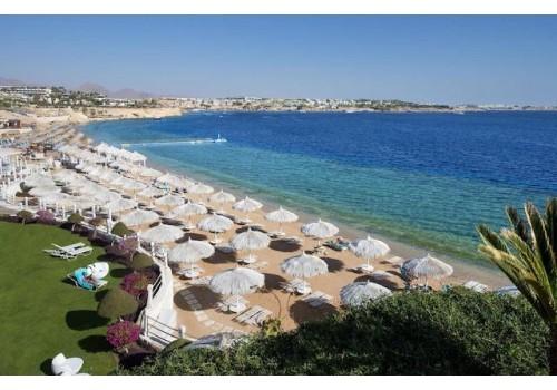 Hotel Sunrise Grand Select Arabian Beach Resort 5* Plaža