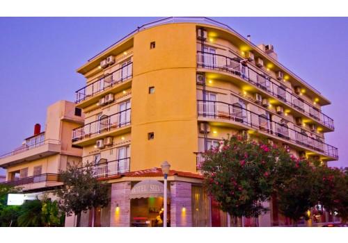 HOTEL SYLVIA rodos grcka avion leto hoteli aranzmani