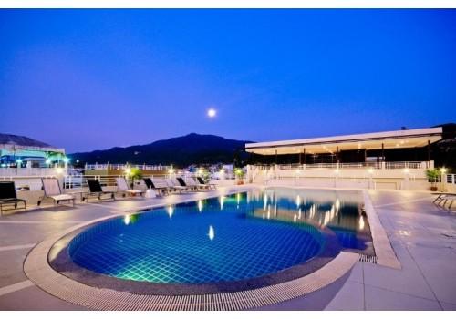 Hotel the Ashlee Plaza Patong letovanje Tajland Puket Leto 2019 cena povoljno krovni bazen