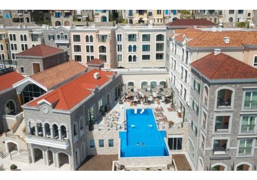 Hotel The Chedi Lustica bay Tivat Crna gora letovanje Jadransko more bazen