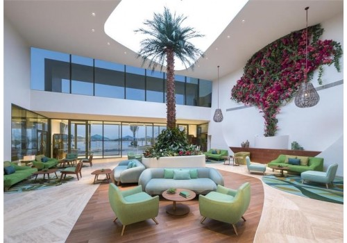 Hotel The Retreat Palm Jumeirah Dubai odmor palme more letovanje luksuz