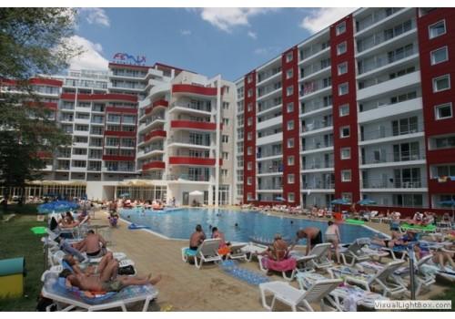 HOTEL TIA MARIA SUNČEV BREG LETOVANJE BUGARSKA SOPSTVENI PREVOZ