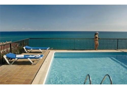 Hotel Tropic Park 4* Santa Suzana Bazen