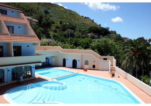 Hotel Tropis Tropea Kalabrija Italija