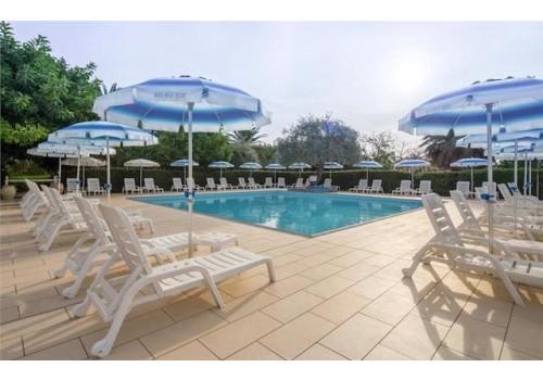Hotel Unahotels Naxos Beach 5* Bazen