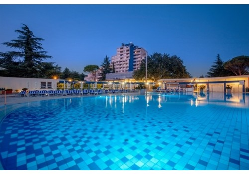 hotel valamar diamond porec istra hrvatska