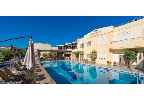 Hotel Veronica 3* - Kato Daratso / Agia Apostoli / Hanja / Krit - Grčka avionom