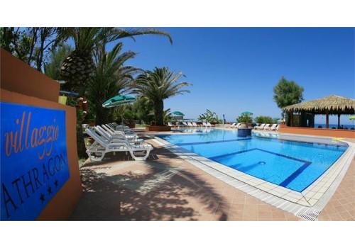 Hotel Villaggio Athragon Kalabrija Italija slike bazena
