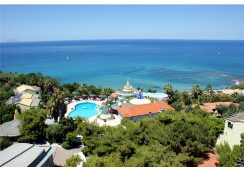 Hotel Villaggio Stromboli Kalabrija hoteli ponuda