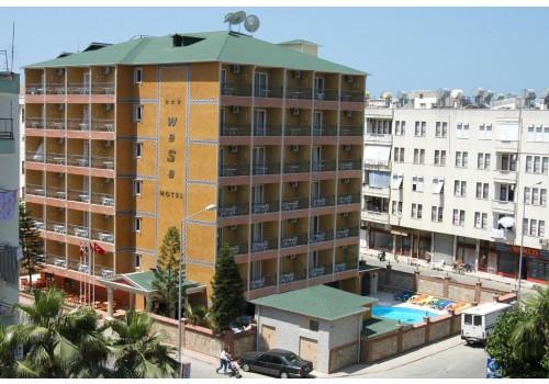 HOTEL WASA TURSKA ALANJA HOTELI 3* ALL INCLUSIVE