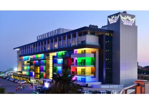 Hotel White City Resort Alanja Turska Dreamland
