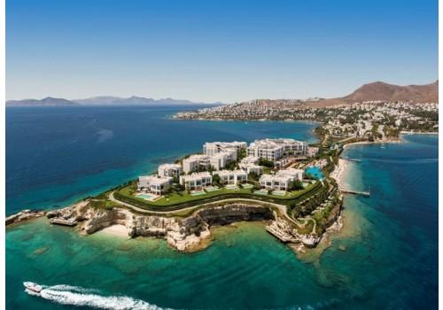 Hotel Xanadu Island Bodrum Turska avionom paket aražman povoljno cena letovanje 2019