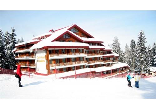 hotel yanakiev borovec bugarska cene