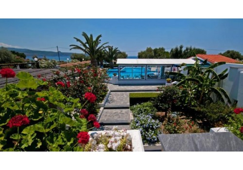 HOTEL ZEFIROS SAMOS GRČKA LETOVANJE HOTELI CENE