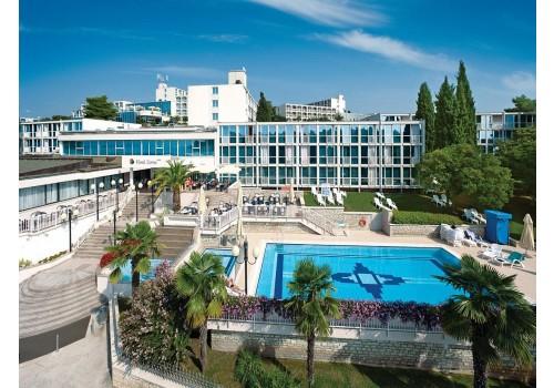 hoteli Poreč Istra aranžmani leto 2016