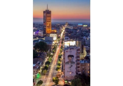 Group booking Belgrade City break Serbia 3 nights