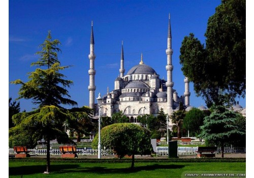 Istanbul ponuda prolece aranžmani bus