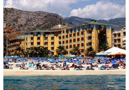 HOTEL KLEOPATRA DREAMS BEACH Turska Alanja letovanje hoteli aranžmani avionom putovanje