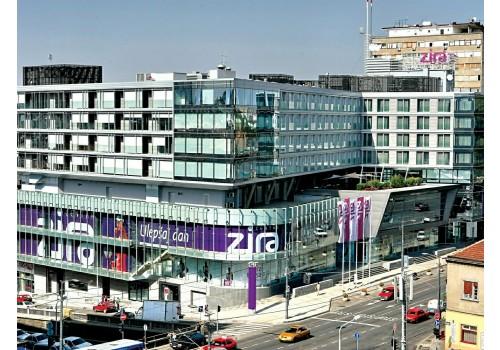 Hotel Zira Belgrade Serbia rooms
